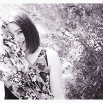 Entre las flores 10